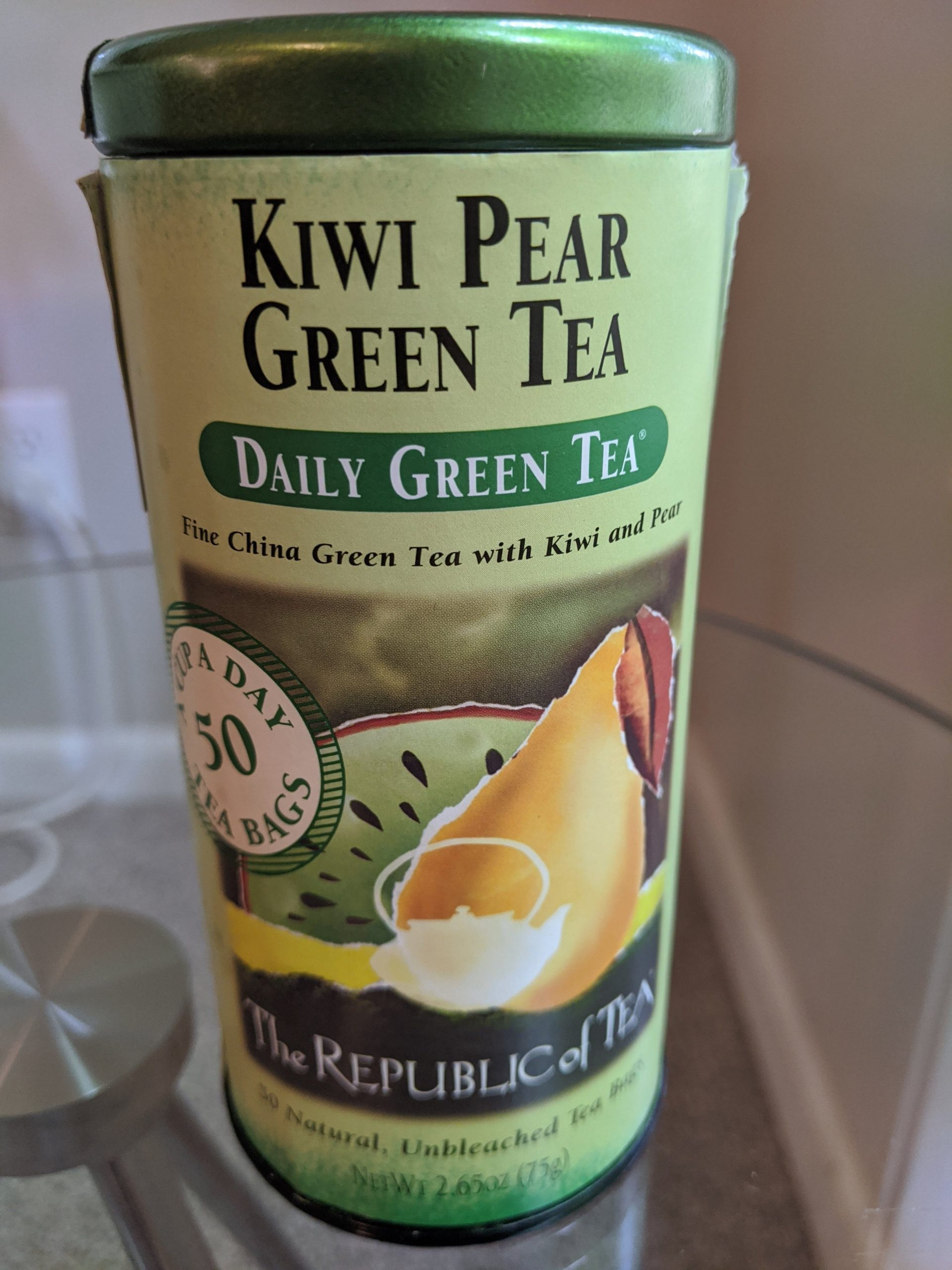 Kiwi Pear Green Tea