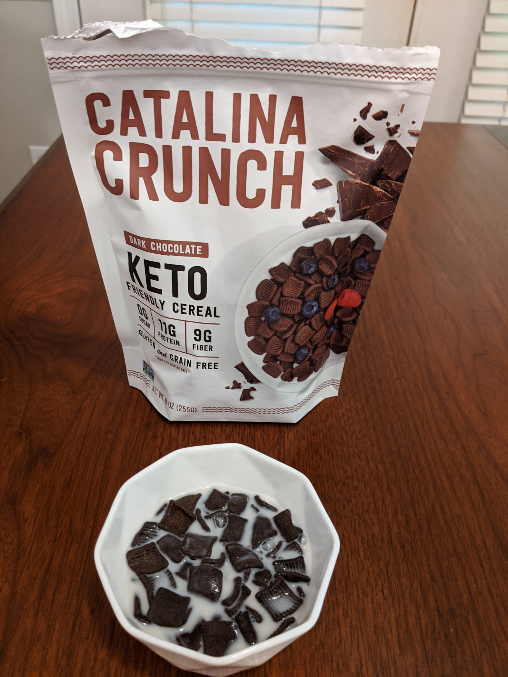 Catalina Crunch Dark Chocolate